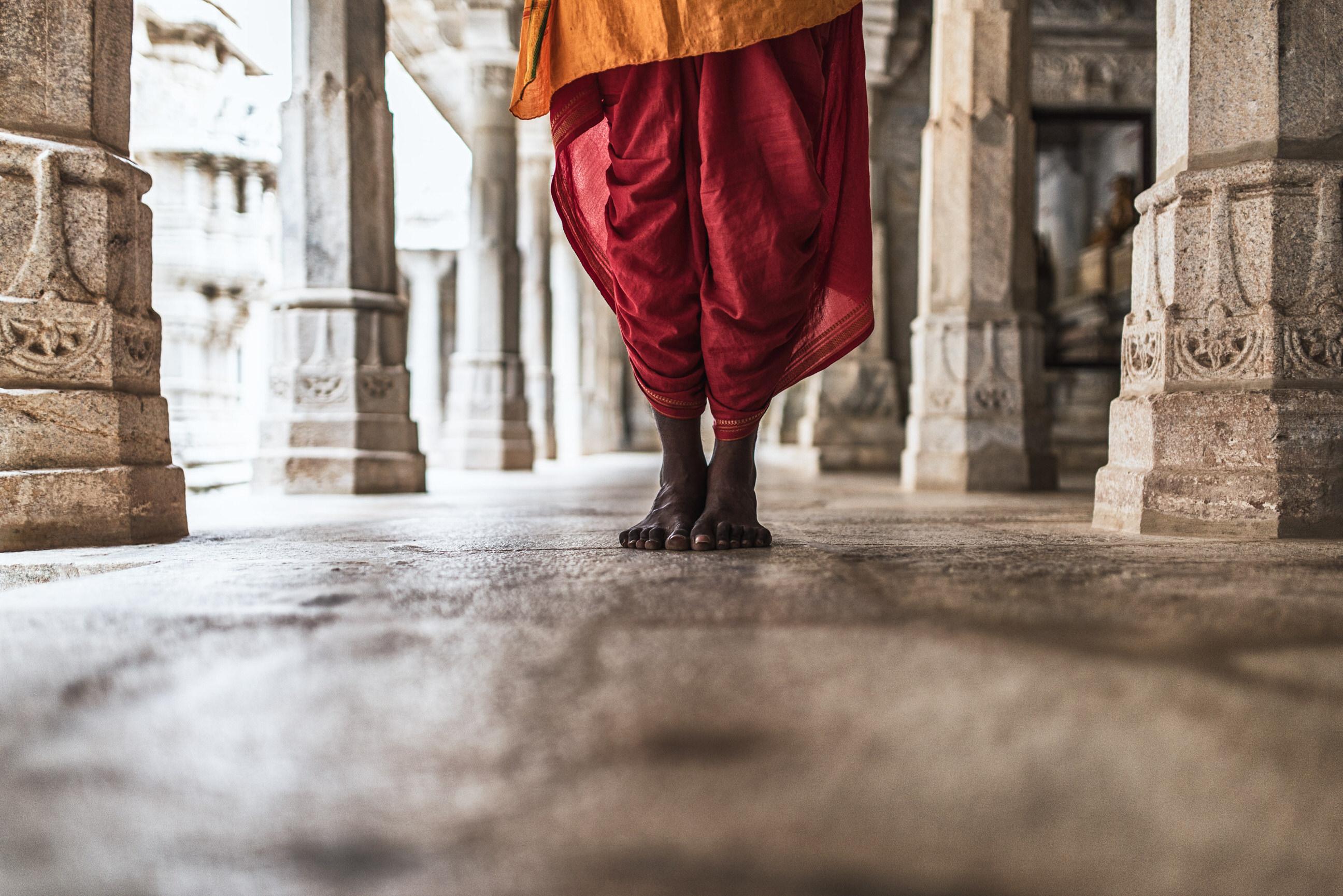 //Jainist temple @Ranakpur